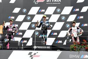 Tony Arbolino, Snipers Team, Celestino Vietti Ramus, Sky Racing Team VR46, Ai Ogura, Honda Team Asia