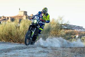 Lorenzo Santolino, Sherco TVS