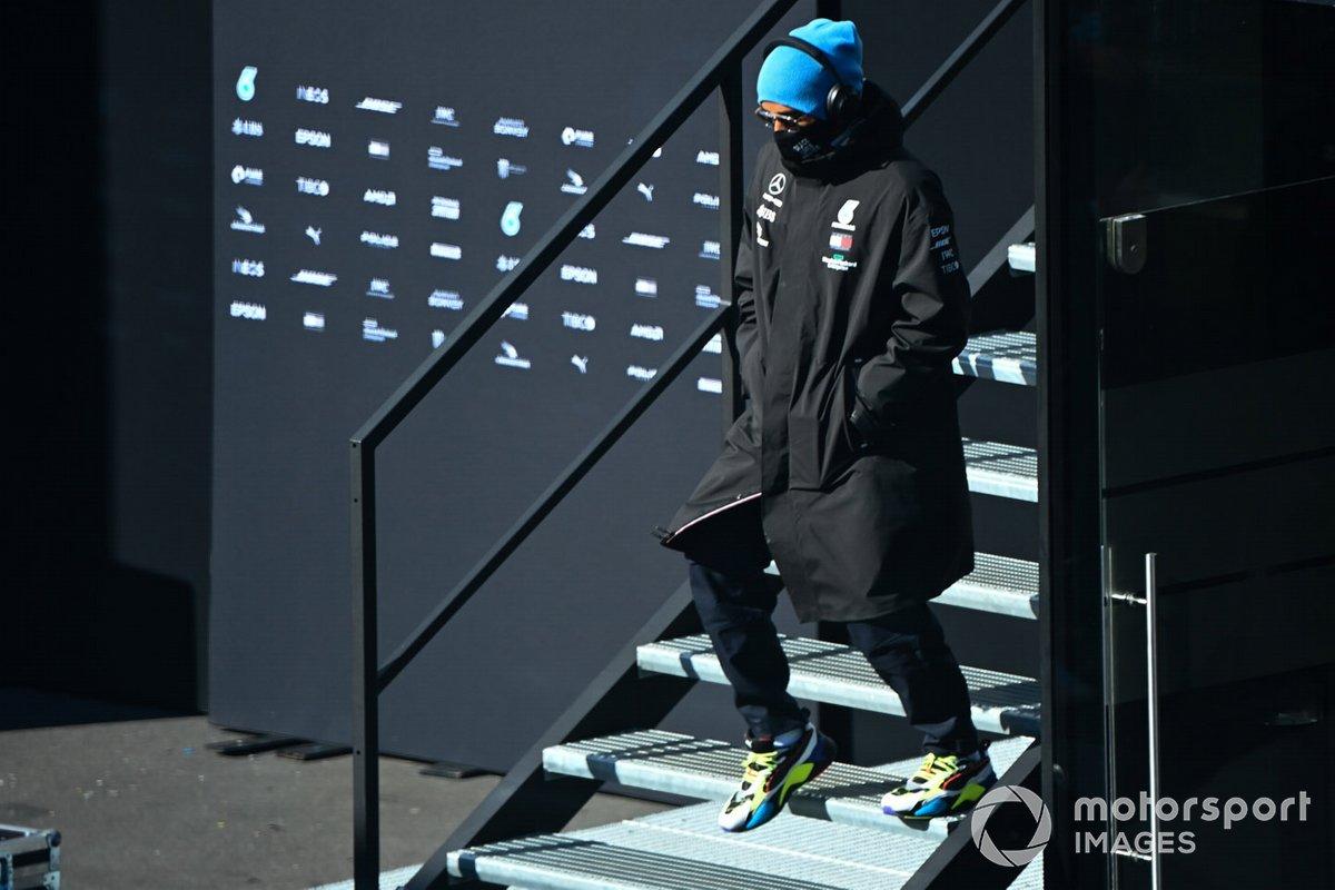 Льюис Хэмилтон, Mercedes-AMG F1