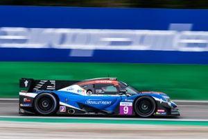 #9 Graff Ligier JS P320 - Nissan: Vincent Capillaire, Arnold Robin, Maxime Robin
