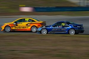 Андрей Петухов, Lada Sport Rosneft, Lada Vesta, и Вадим Антипов, Sofit Racing Team, Subaru BRZ
