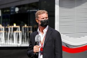 David Coulthard, Channel 4 F1