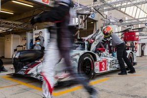 #3 REBELLION RACING / CHE / Rebellion R-13 -Gibson - 24 ore di Le Mans - Circuit de la Sarthe - Le Mans - France -