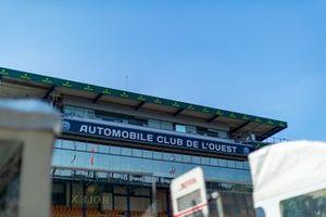 Edificio del Automobile Club de l'Ouest en Le Mans