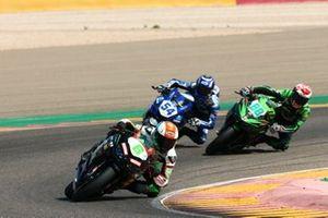 Jeffrey Buis, MTM Kawasaki Motoport, Bahattin Sofuoglu, Biblion Motoxracing Yamaha WorldSSP300