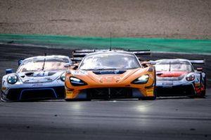 #69 Optimum Motorsport McLaren 720S GT3: Oliver Wilkinson, Rob Bell, Joe Osborne