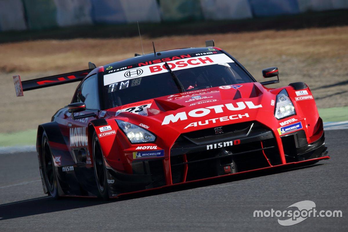 MOTUL AUTECH GT-R: Ronnie Quintarelli, Tsugio Matsuda (2020)