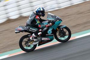 John McPhee, SIC Racing Team