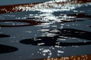 La pluie sur le circuit de Valence