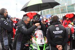 Jonathan Rea, Kawasaki Racing Team, Pere Riba