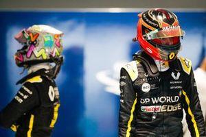 Daniel Ricciardo, Renault F1, Esteban Ocon, Renault F1