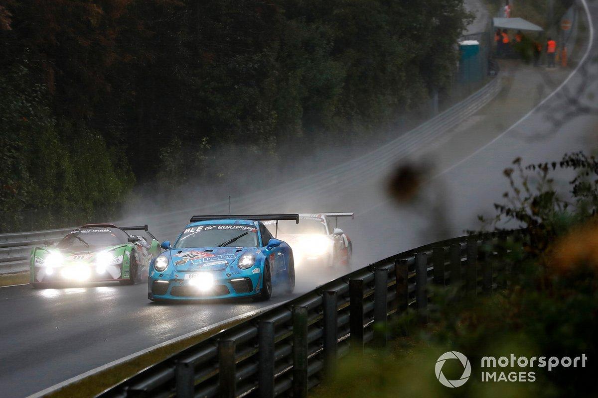 #64 Rent2drive-Familia-Racing Porsche 991 GT3 Cup: »Der Bommel«, Bernd Kleeschulte