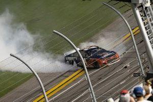 Race Winner William Byron, Hendrick Motorsports, Chevrolet Camaro