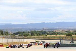 Toprak Razgatlioglu, Pata Yamaha, Chaz Davies, Arubait Racing Ducati, Leon Haslam, Team HRC