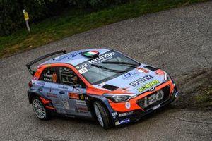 Luca Rossetti, Manuel Fenoli, Team Hyundai Slovenia, Hyundai I20
