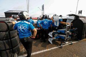 Josef Newgarden, Team Penske Chevrolet, crew