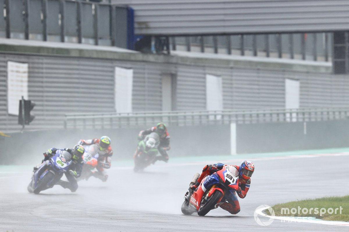 Leon Haslam, Team HRC, Federico Caricasulo, GRT Yamaha