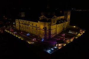 Evento de la Iberian Dron League en el Monasterio de Uclés