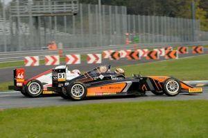 Francesco Pizzi, Van Amersfoort Racing passa Gabriele Mini, Prema Powerteam alla prima variante