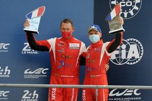 #74 Ferrari 488 GT3, KESSEL RACING, Michael Broniszewski, David Perel