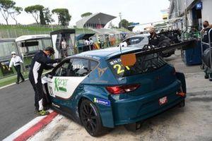 Nicola Guida, Scuderia del Girasole by Cupra Racing, Cupra TCR DSG