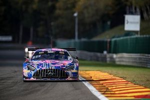 #74 Ram Racing Mercedes-AMG GT3: Remon Vos, Martin Konrad, Tom Onslow-Cole, Callum Macleod