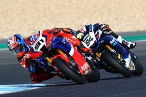 Leon Haslam, Team HRC, Jonas Folger, Bonovo Action by MGM Racing