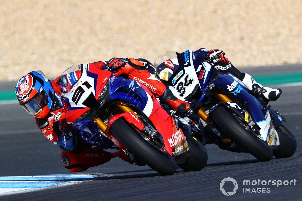 Leon Haslam, Team HRC, Jonas Folger, Bonovo Action by MGM Racing