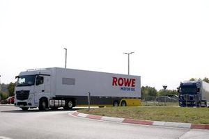 Camions ROWE Racing