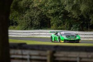 #72 Barwell Motorsport Lamborghini Huracan GT3: Adam Balon, Phil Keen