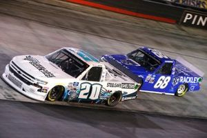 Spencer Boyd, Young's Motorsports, Chevrolet Silverado Steelsafe Shelters, Clay Greenfield, Clay Greenfield Motorsports, Toyota Tundra Rackley Roofing
