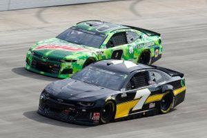 Garrett Smithley, Tommy Baldwin Racing, Chevrolet Camaro, Chase Elliott, Hendrick Motorsports, Chevrolet Camaro Mountain Dew/Team Rubicon