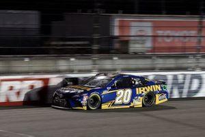 Erik Jones, Joe Gibbs Racing, Toyota Camry Irwin SPEEDBOR
