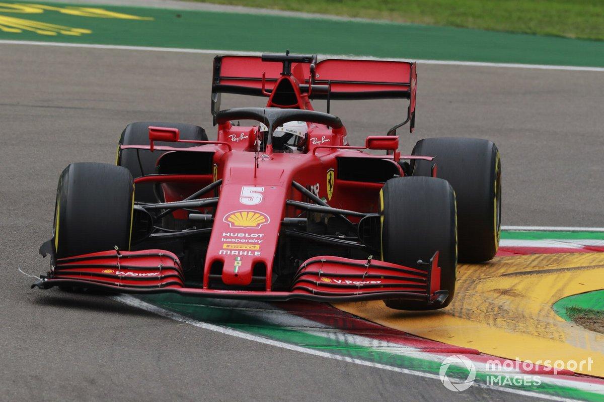 El Ferrari SF1000 de 2020: 'Lucilla'