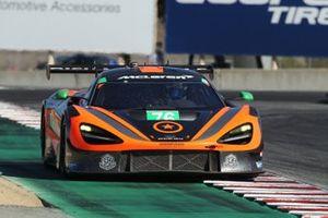 #76 Compass Racing McLaren 720S GT3: Corey Fergus, Paul Holton