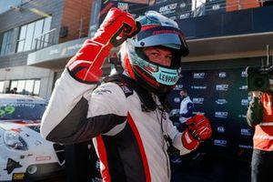 Race winner Jean-Karl Vernay, Mulsanne Alfa Romeo Giulietta TCR