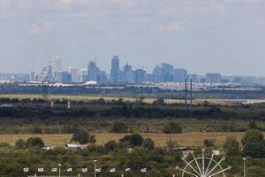 Skyline von Austin