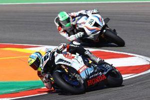 Leandro Mercado, MIE Racing Honda Team, Eugene Laverty, RC Squadra Corse