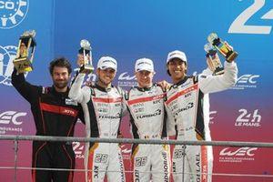 #31 Team WRT Oreca 07 - Gibson LMP2, Robin Frijns, Ferdinand Habsburg, Charles Milesi