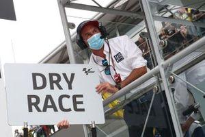 Dry race board