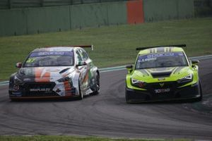 Ettore Carminati, CRM Motorsport, Hyundai i30 N TCR, Sergio Lopez Bolotin, RC2 Junior Team, Cupra Leon Competicion TCR