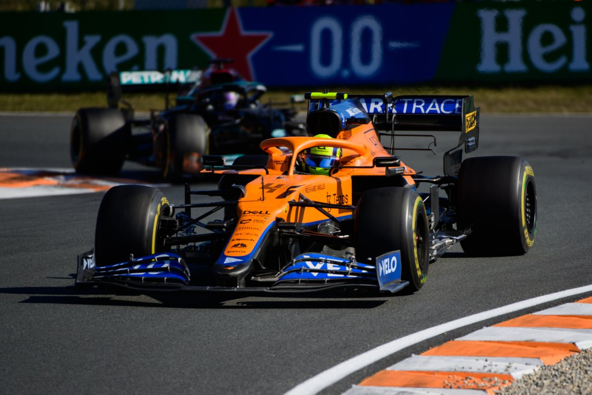 Lando Norris, McLaren: 8 puan