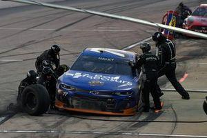 Justin Haley, Spire Motorsports, Chevrolet Camaro Bon Secours/Swamp Rabbits