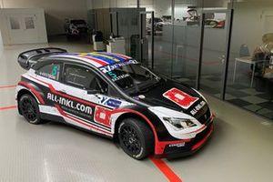 Mattias Esktröm, ALL-INKL.COM Munnich Motorsport