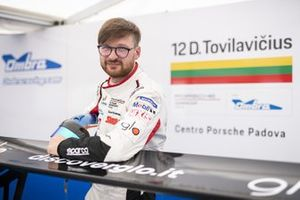 Dziugas Tovilavicius, Ombra Racing