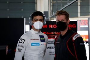 Dev Gore, Team Rosberg
