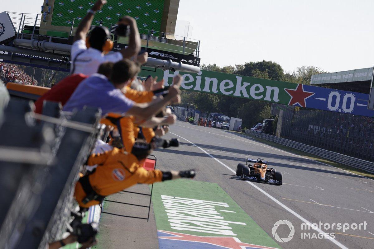 Daniel Ricciardo - 1 victoire (2021)