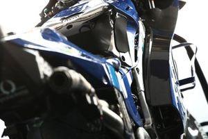 Esponsorama Racing bike detail