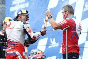 Jorge Martin, Pramac Racing, Francesco Guidotti