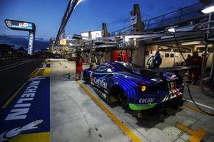 #47 Cetilar Racing Ferrari 488 GTE EVO LMGTE Am de Roberto Lacorte, Giorgio Sernagiotto, Antonio Fuoco